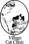 Village Cat Clinic Logo